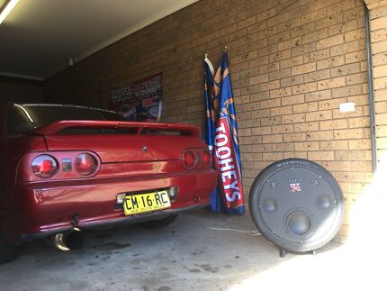 R32 Skyline 7 months rego Selling complete or parting out by weekend.
