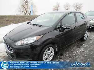 2015 Ford Fiesta SE - Only 3,000 km!! Cruise Control, Illuminate