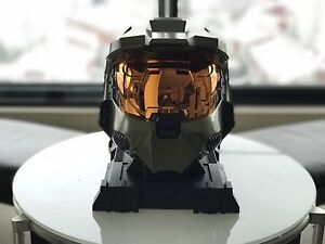 Halo 3 Legendary Edition Helmet + Stand $80 Negotiable!