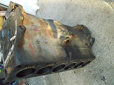 Oliver 770 Tractor Lull Original Good Oliver Gas 6 Cylinder Engine Motor Block