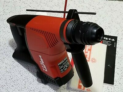 Hilti Te 7-a Cordless Rotary Hammer Drill Tool Onlybrand New.