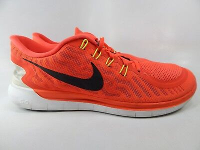 los angeles a7d1f c5e0a Nike Free 5.0 Size 13 M (D) EU 47.5 Men s Running Shoes Red Black 724382-600