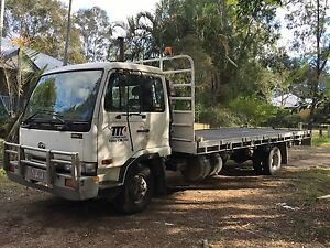 Truck for hire and driver Greenbank Logan Area Preview
