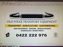 Old Steer Transport Equipment Bullsbrook Swan Area Preview