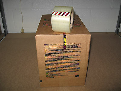 24 Rolls 3 3m 371 Scotch Shipping Packaging Packing Tape