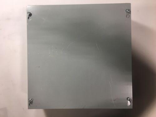 Cooper B-line 12124 Sc Screw Cover Junction Box