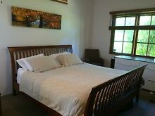 wooden king size bed base for sale Yokine Stirling Area Preview
