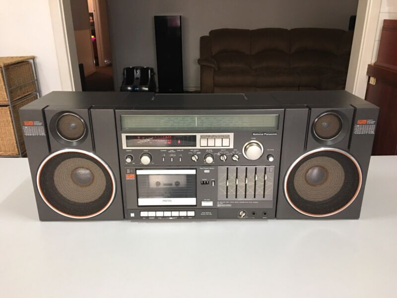 National Panasonic Boombox RX-C100 | Stereo Systems | Gumtree