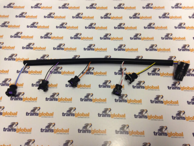 Land Rover Discovery 2 TD5 (99-04) Bearmach Engine Fuel Injector Wiring Harness