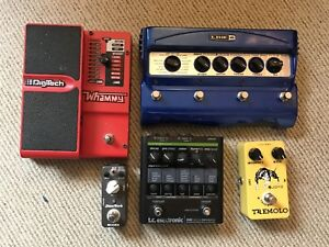 Misc pedals