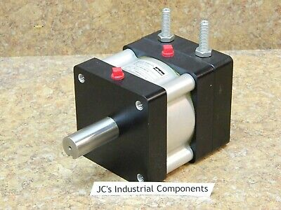 Parker Rotary Actuator  Pv42-180a-bb2-b  180 Deg  285 In Lbs  Pneumatic