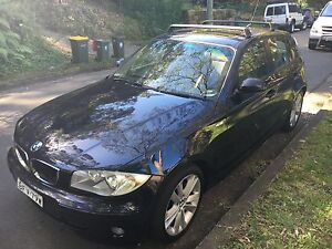 2006 BMW 1 Hatchback Newport Pittwater Area Preview