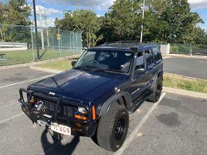 Jeep Cherokee XJ 2001