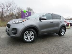2017 Kia Sportage LX NO INSURANCE CLAIMS ONE OWNER CLEAN  SAFETY