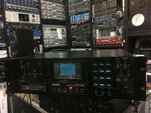 Casio FZ 10M Sampler Rack FZ10M over 30 years old //ARMENS//