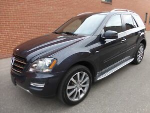 2011 Mercedes-Benz M-Class ML350 BT DIESEL GRAND EDITION