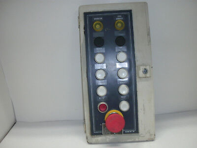 Rittal 40102-102 Switch Control Panel 7-34 Od W X 15-58 Od H X 58 D