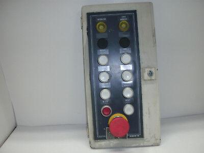 Rittal 40102-102 Switch Control Panel 7-34 Od W X 15-58 Od H X 58 D