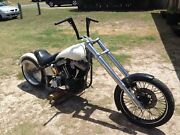 Harley Softail Project Chopper Pialba Fraser Coast Preview