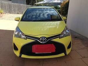 2015 Toyota Yaris Hatchback North Ward Townsville City Preview