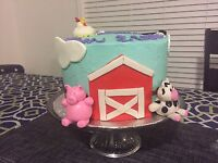 Delicious Custom Cakes/cookies/Cupcakes