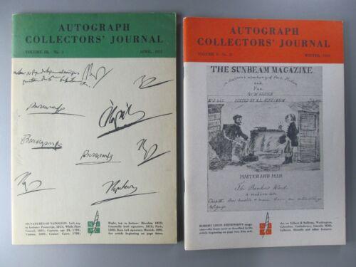 Autograph Collectors