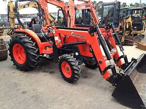 KUBOTA L4600 ROPS TRACTOR Hexham Newcastle Area Preview