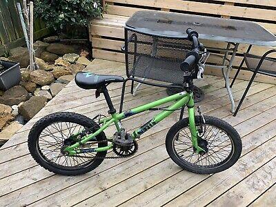 Schwinn Green lightweight BMX- Wheel Size 18  Boys Bike