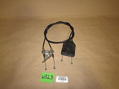 Yamaha 2000 XL800 Power Valve Cables Servo Motor Linkage OEM XLT800 99 00 01