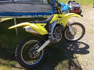 2008 Suzuki rmz250 for sale or trade