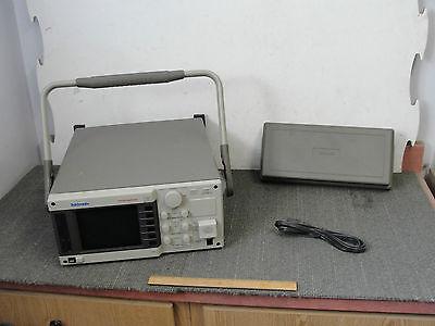 Tektronix Tfp2am Fibermaster Optical Time-domain Reflectometer Wcord