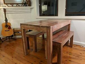 Dining Table - Beautifull Hardwood
