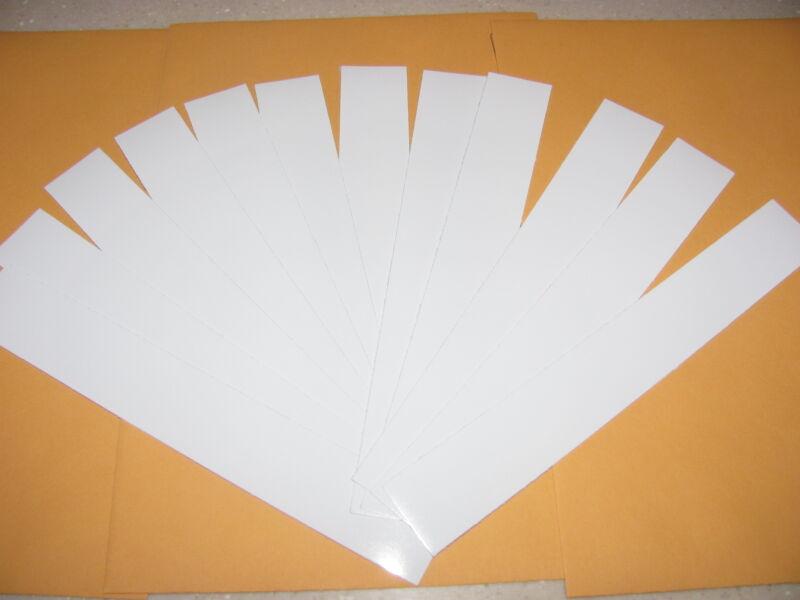 1 Dozen WHITE ARROW WRAPS + EXTRAS!!!   *Multiple Sizes Available*