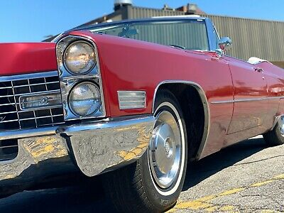1967 Cadillac DeVille  1967 Cadillac DeVille Convertible - One Owner Vehicle Since 1968 - AMAZING