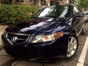 Acura TSX 2004 151000km Full Equipe Cuir Toit Ouvrant Tres Propr