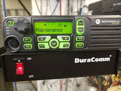 Motorola Dmr Mobile Radio Xpr 4550 Uhf Used In Perfect Condition