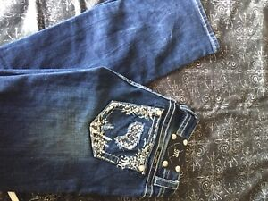 Never Worn Miss Me Jeans