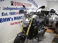 BMW R 1200-R EXCLUSIVE .FITTED PAN+TOP BOX.HOST OF EXTRA'S STUNNING EXAMPLE