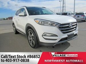 2016 Hyundai Tucson 1.6T Limited AWD | Navi | Leather |