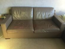 2x 3 seater lounge Figtree Wollongong Area Preview