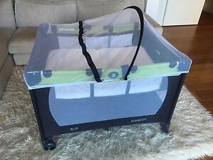 Babylove Mascot 3 in 1 Porta Cot with extra foam mattress. Rye Mornington Peninsula Preview