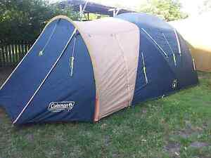 Coleman timbertop geo 5/6 person tent Acacia Ridge Brisbane South West Preview