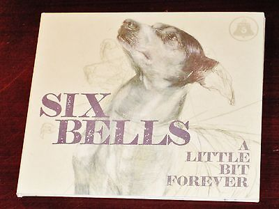 Six Bells: A Little Bit Forever CD 2015 Translation Loss Records USA TL89-2