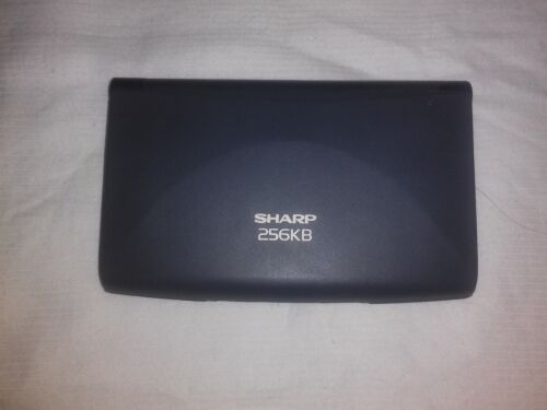SHARP YO-530 Electronic Organizer