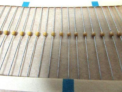 Avx Sa102a220jaa 22pf 200v 5 Npo Ceramic Capacitor New Nos Cut Tape Lot 500 Pcs