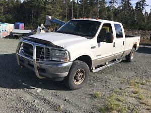 2003 Ford F-250 crew cab long box 6.0 diesel