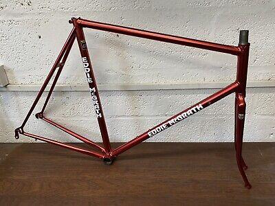 Vintage Eddie McGrath Reynolds 653 57cm Renovated & Re-Sprayed Burgundy Metallic