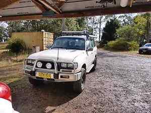 1996 HJZ80R 6 cylinder diesel toyota landcruiser  4x4 Port Macquarie Port Macquarie City Preview