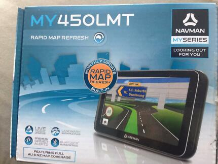 NAVMAN MY450LMT GPS Narrabundah South Canberra Preview