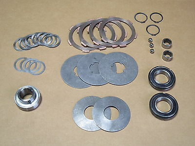 Pto Clutch Major Repair Kit For Ih International 154 Cub Lo-boy 185